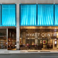 Hyatt Centric Times Square New York, hotel en Distrito teatral, Nueva York