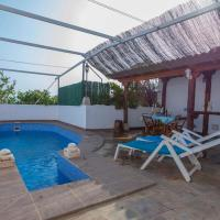 Private amazing villa with pool, forest and very close beach