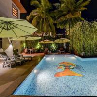 FabHotel Prime Sarala Crown Calangute Beach, hotel in Calangute