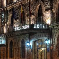 Princesa Galiana, hotel en Toledo