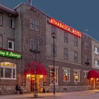Athabasca Hotel, hotel in Jasper
