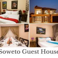 Ekuthuleni Guest House - Soweto