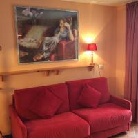 Residenze Sonnenschein Casa Gialla, hotell i Niederdorf
