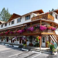 Gateway Motel, hotel em Radium Hot Springs