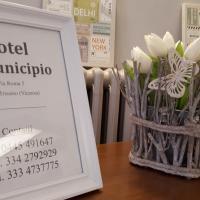 Albergo Al Municipio, hotel in Trissino