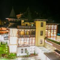 Hotel Pacsirta, hotel din Sovata