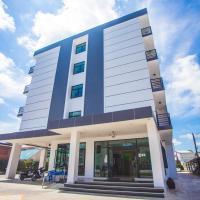 The Bed Hotel Phitsanulok, hotel in Phitsanulok