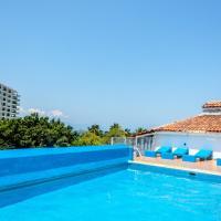 Hotel Encino, отель в городе Пуэрто-Вальярта
