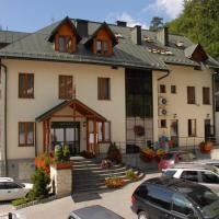 Hotel Saol – hotel w mieście Krynica Zdrój