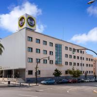B&B Hotel Granada Estación, hotel en Granada