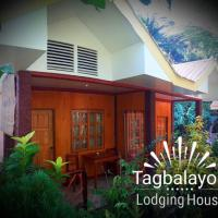 TAGBALAYON Lodging House, hotel in Siquijor