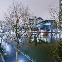 Canary Wharf - Luxury Apartments, hotel in Canary Wharf and Docklands, London