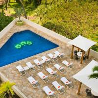 Luana Waikiki Hotel & Suites, отель в Гонолулу