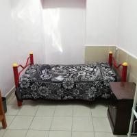 Habitaciones amuebladas. Poliforum/Centro