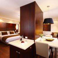 Hotel Reina Isabel, hotel em Quito