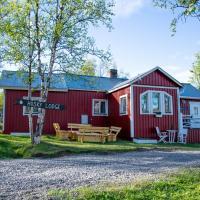 Husky Lodge, hotel in Kiruna
