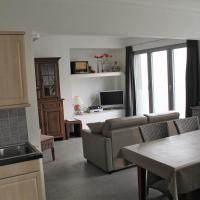 Apartment & Garage de Reünie, hotel in Langemark