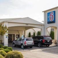 Motel 6-Decatur, AL
