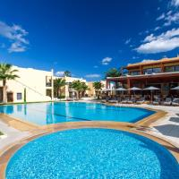 Atlantis Beach Hotel, hotel in Rethymno