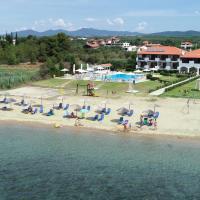 Alkinoos Beach Hotel, hotel in Gerakini