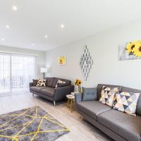 Nicholls House - Newly Refurbished 3 Bed Home