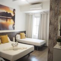 VALENCIA SUITS YOU FLEXIBLE Choice -AdultsOnly- Check-in Express, hotel en Valencia