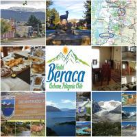 Hostal Beraca, hotel en Cochrane