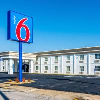 Motel 6-Petersburg, VA - Fort Lee, hotel in Petersburg