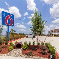 Motel 6-Houston, TX - North