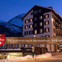 The Dom Hotel - The Dom Collection, hotel in Saas-Fee