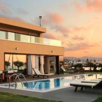 Kimona Villa Seafront Swimming Pool Jacuzzi 6 Bedrooms 21 PAX Kouvohori Villas Crete