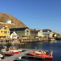 Lovely 3 rooms apartment for holiday in Nyksund