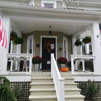 The Garden Gate Bed and Breakfast, hotel em Saint Andrews