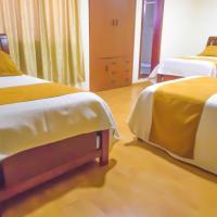 Hotel Lumar, hotel em Tulcán