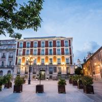 Intur Palacio San Martin, отель в городе Мадрид