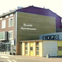 Nicolette Apartments, hotel in Katwijk