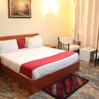 Casalinda Hotel & Gallery Resort, hotel en Abuja