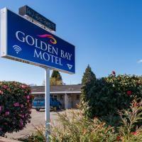 Golden Bay Motel, viešbutis mieste Takaka