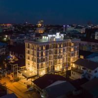 S 2 Modern Boutique Hotel, hotel in Vientiane