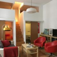 Friendly apartment in the city center