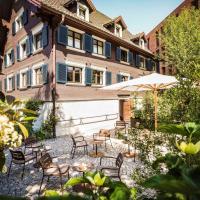 Hotel Zum Verwalter Dornbirn, отель в Дорнбирне