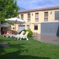 Casa Rural Sancho el Fuerte, hotel em Valtierra