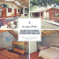 Refugio CABAÑAS INTAG, hotel em Vacas Galindo