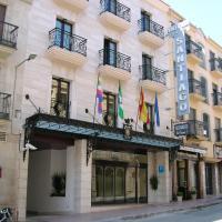 Santiago, hotel in Linares