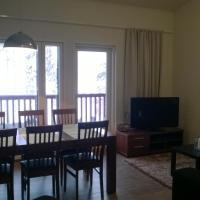 Skivillas 61 m2, hotel in Hyrynsalmi
