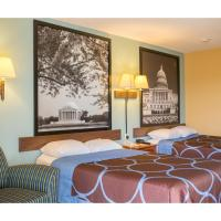 Super 8 by Wyndham Alexandria/Washington D.C. Area, hotel en Alexandria