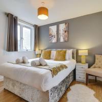 AJY Birmingham City Centre Cutlass Apartment