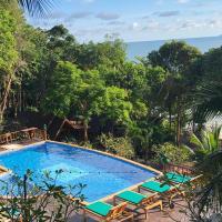 Koh Jum Ocean Beach Resort, hotell sihtkohas Ko Jum