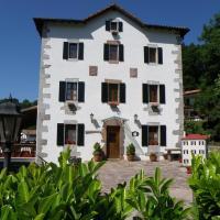 Hotel Rural Irigoienea, hotel en Urdax