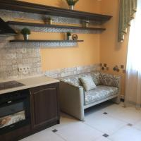 1BR apartment in the old city center (Kyïv)